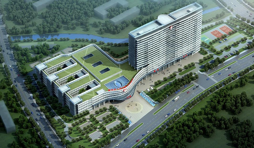 丽水市人民医院东城院区工程