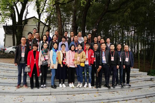 浙江龙8娱乐唯一授权建设有限公司工会活动—北埠村之行